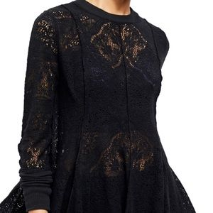 Free People: Coffee in the Morning Tunic